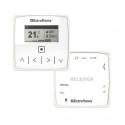 KIT WIRELESS THERMOSTAT