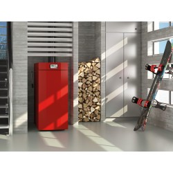 Wood burning boiler LNK20