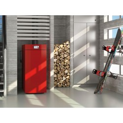 Wood burning boiler LNK30