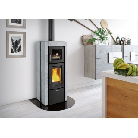 Wood burning stove  ESTER FORNO EVO