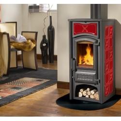 Wood burning stove  FIAMMETTA BII