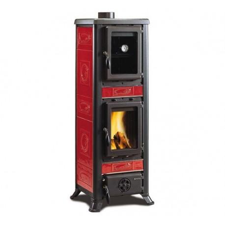 Комбинирана печка на дърва с фурна за готвене FULVIA FORNO