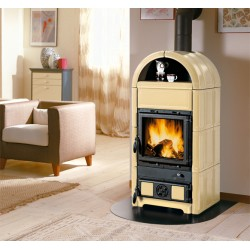Wood burning stove  LUNA BII